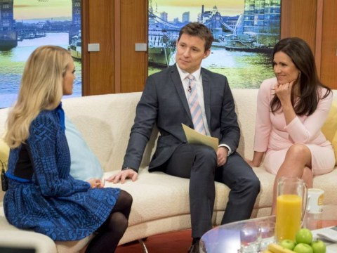Good Morning Britain: Carrie Underwood mistakes Susanna Reid and Ben Shephard for a couple