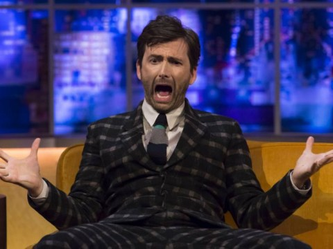 David Tennant convinced the first line of his obituary has already been written – thanks to Doctor Who
