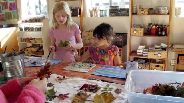 MUSE School in Calabasas Highlands, Monday, November 11, 2011. (Credit Image: © Dean Musgrove/Los Angeles Daily News/ZUMAPRESS.com)