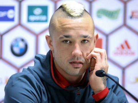 Hotel guests call police on Belgium midfielder Radja Nainggolan after mistaking him for a terrorist