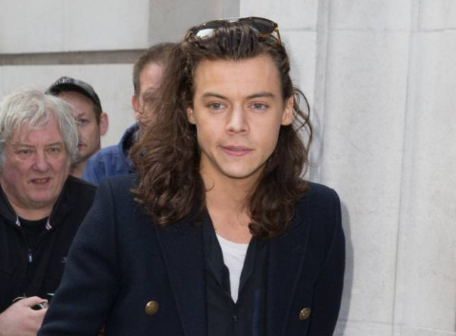 Harry Styles pictured arriving at the Radio 2 studio Featuring: Harry Styles Where: London, United Kingdom When: 13 Nov 2015 Credit: Mario Mitsis/WENN.com