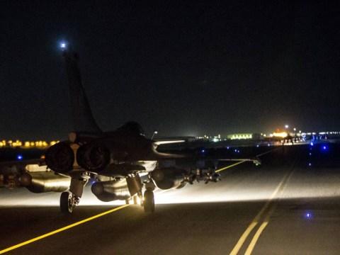 #PrayforSyria: Backlash against French bombings in Raqqa