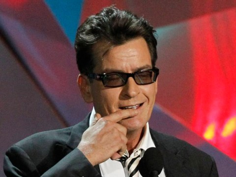 Loose Women's Janet Street Porter says she kissed Charlie Sheen at a party