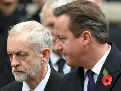 Jeremy Corbyn is legitimately more popular than David Cameron now according to latest poll