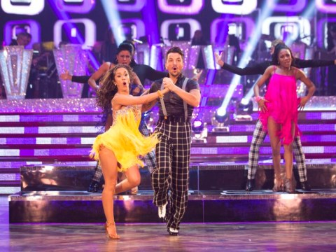 Peter Andre hits back at Jamelia after she hints Strictly Come Dancing is fixed