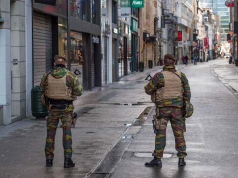 How safe is it to travel to Brussels while the city is in lockdown?