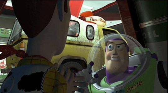 A List Of All The Times The Pizza Planet Truck Appears In