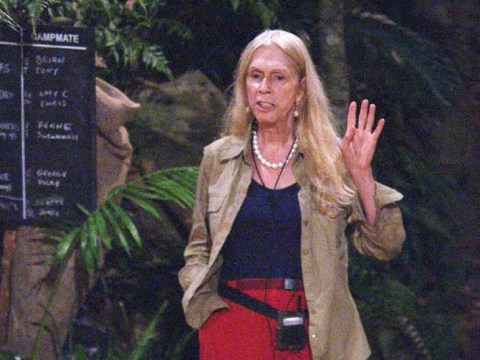Lady C tries to tempt Ant and Dec with the offer of a threesome on I'm A Celebrity