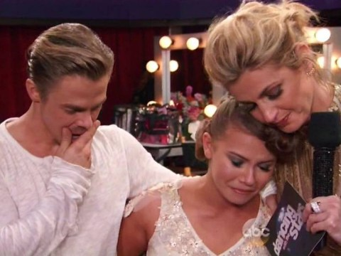 Bindi Irwin – and the entire Dancing With The Stars audience – sob after surprise Steve Irwin tribute