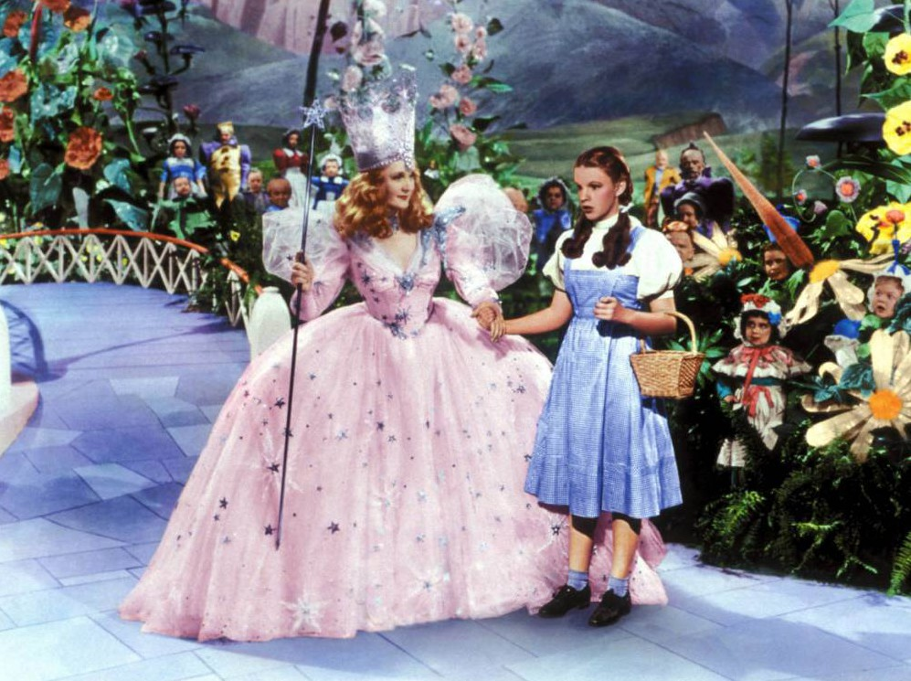 Dorothy's stained gingham dress from The Wizard of Oz sells for a magical $1.56m