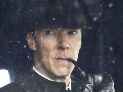 Sherlock's festive special pics prove the show should always be set in 1895