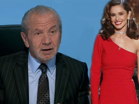 Twitter sticks up for Cheryl Fernandez-Versini after Lord Sugar tweets about her weight