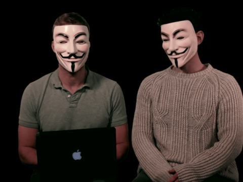 These two new Anonymous hackers might need a bit of help