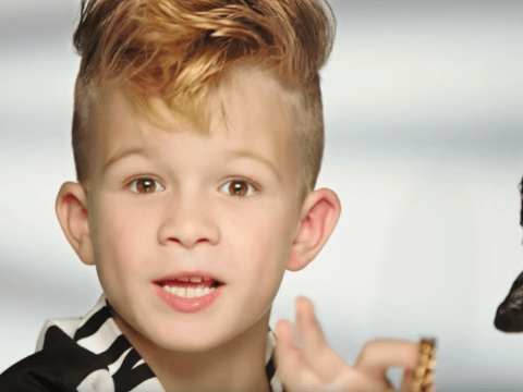 Barbie's latest advert features a boy for the first time to show that dolls are for everyone