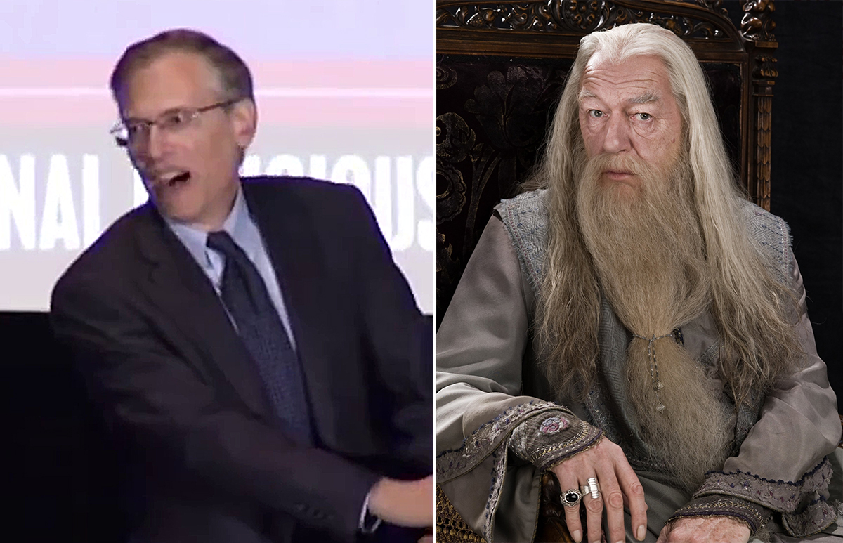 An anti-gay pastor has claimed Harry Potter will be damned for homosexuality