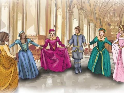 Author Greg McGoon has created a fairy tale with a transgender princess