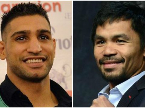 Amir Khan signs deal to fight Manny Pacquiao – report