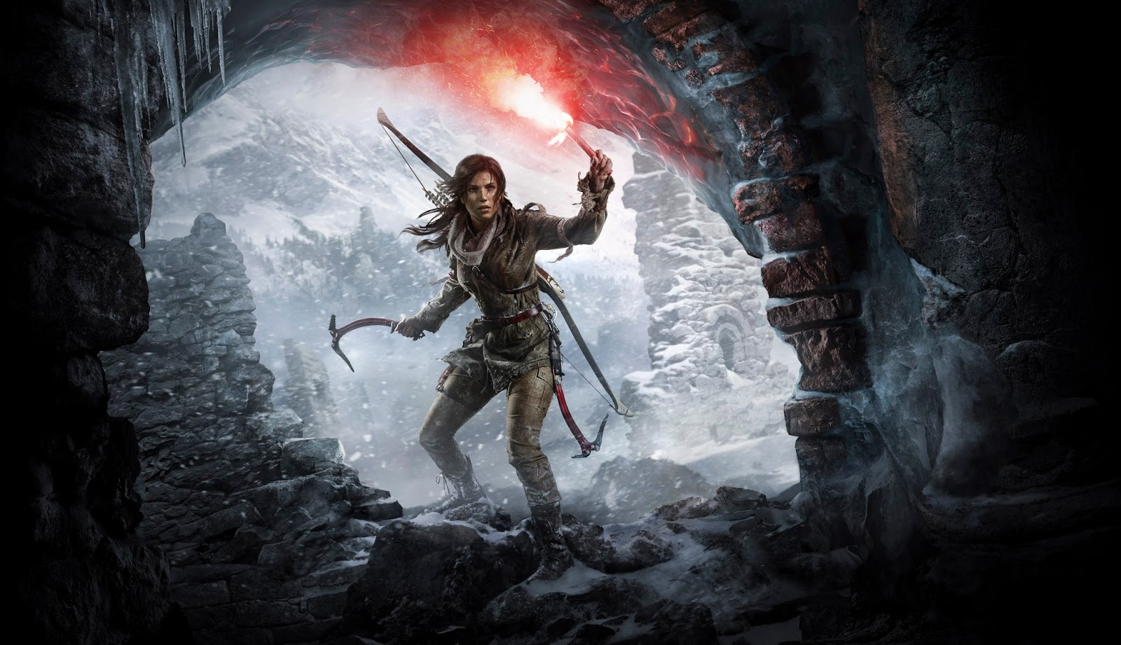 Rise Of The Tomb Raider PC review – Lara's never looked better