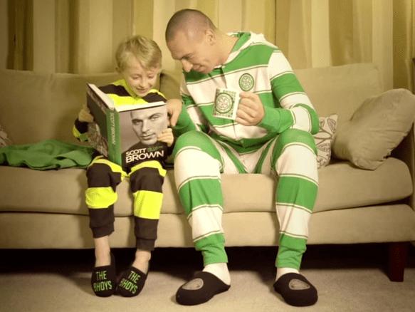 Forget John Lewis – Celtic have just won award for best Christmas advert