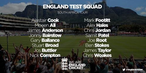 Ian Bell dropped as England announce first squad that doesn't contain a player from 2005 Ashes
