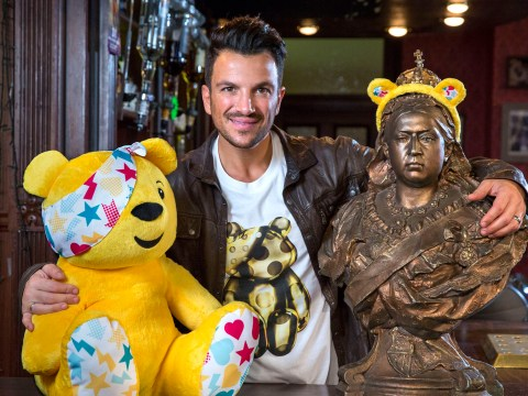 Peter Andre set to join the cast of EastEnders for a one-off Children In Need special