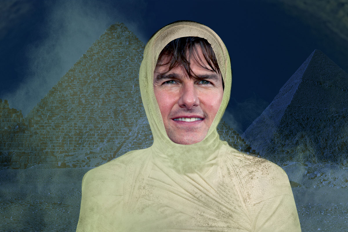 Tom Cruise to star in The Mummy reboot Rex / Alamy / Getty