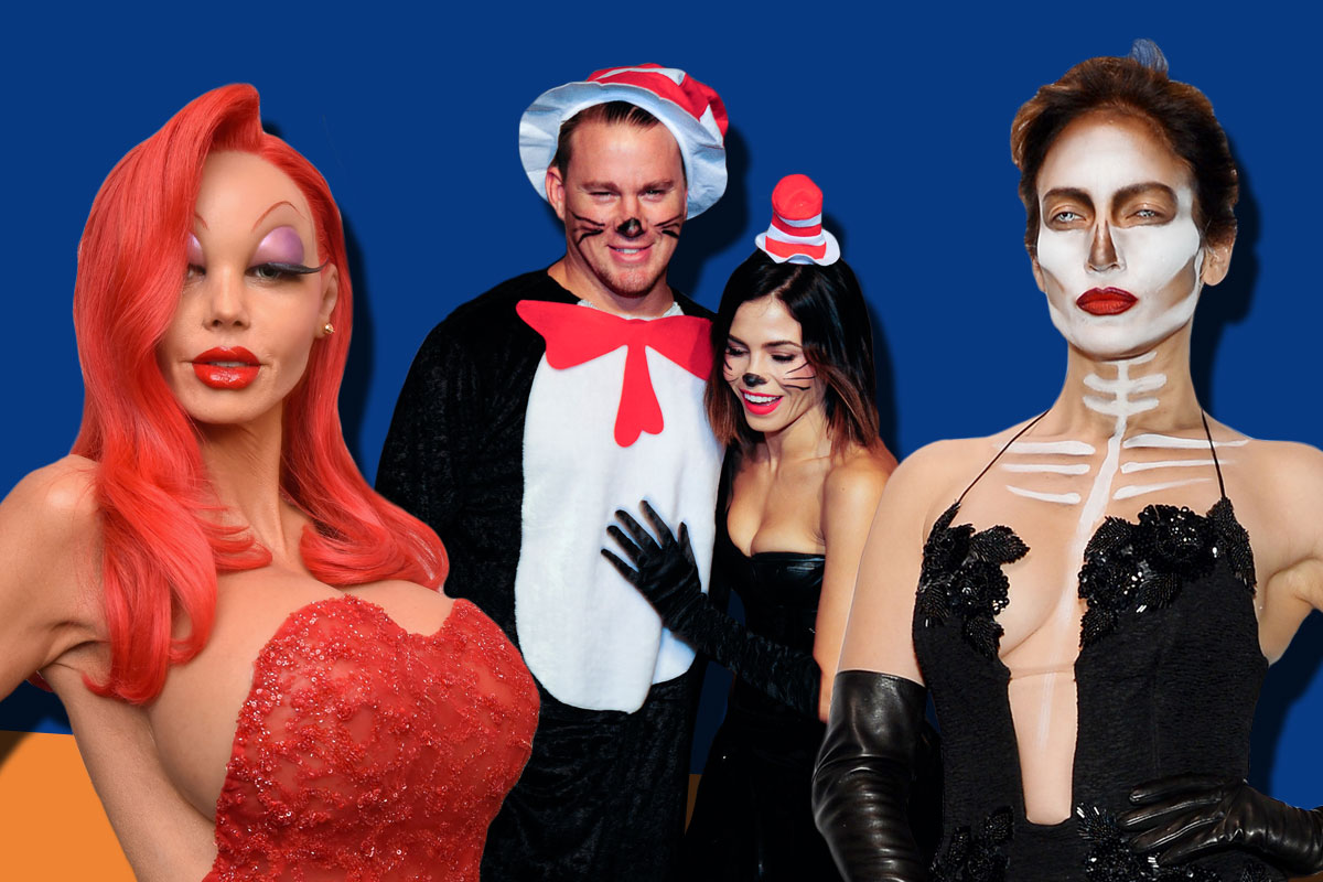Kiss to Karl Lagerfeld: 11 celebrities whose costumes won Halloween