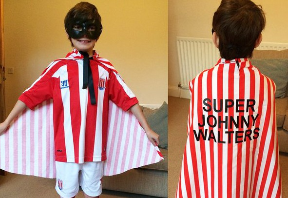 The greatest Stoke City fan of all time. Picture: Twitter)
