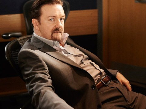 David Brent movie Life On The Road is underway – and here's an early look at Ricky Gervais in action