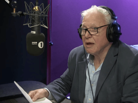 Banter king Sir David Attenborough narrates Adele's Hello video and the results are amazing