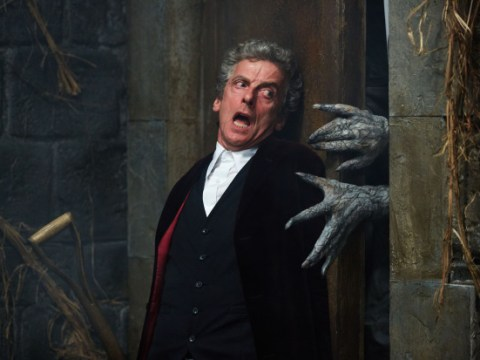 Doctor Who: Heaven Sent review – an epic one-man show