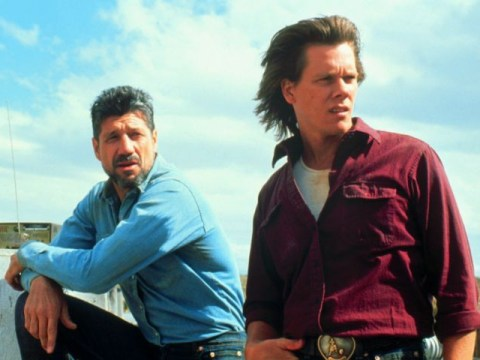 There's going to be a Tremors TV series – and Kevin Bacon will be in it