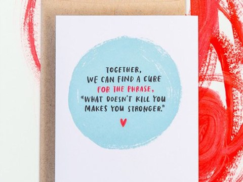 These empathy cards are just what we want next time we're feeling sh*t