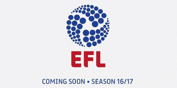 The Football League announces re-branding to English Football League for 2016/17 season
