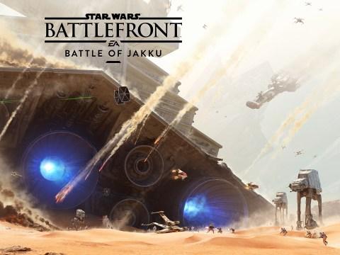 Star Wars: Battlefront Battle of Jakku DLC is live now