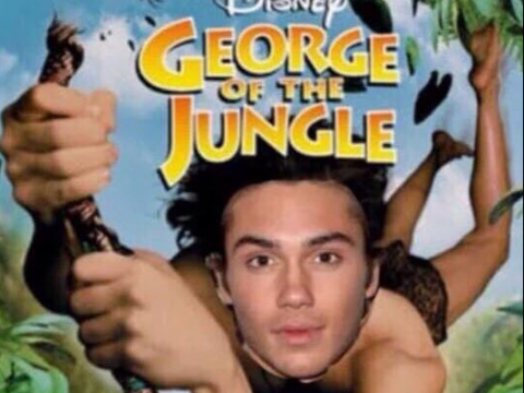 Union J's George Shelley is already winning I'm A Celebrity 2015 as fans get #GeorgeOfTheJungle trending