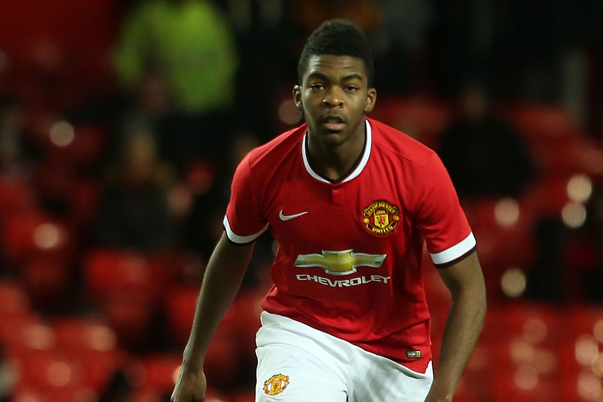 Nicky Butt tips Manchester United youngster Ro-Shaun Williams to make Old Trafford breakthrough
