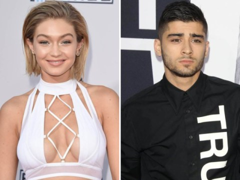 Gigi Hadid tweets then deletes message about Zayn Malik romance and her ex Joe Jonas