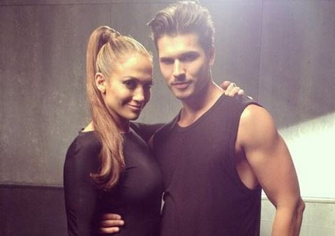That time Strictly Come Dancing's Gleb Savchenko danced with JLo in a shampoo ad