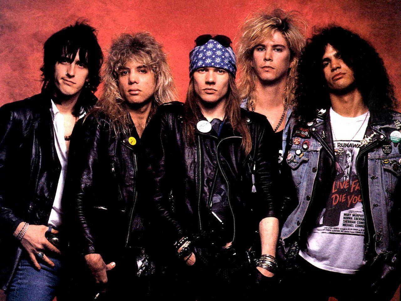 Guns N' Roses ARE reuniting… to headline Coachella 2016