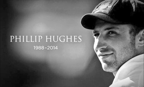 63 not out: Ricky Ponting leads tributes to Phillip Hughes a year after his death