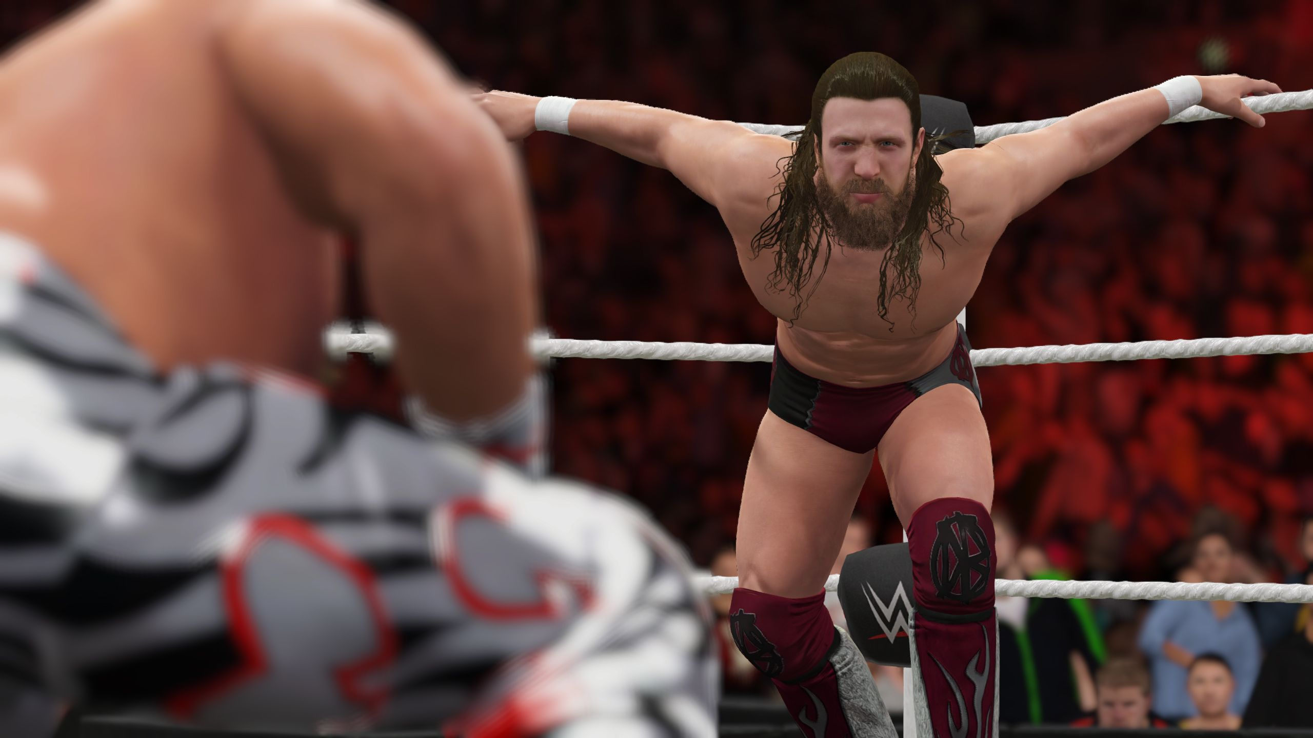 WWE 2K16 (PS4) - no longer on the ropes