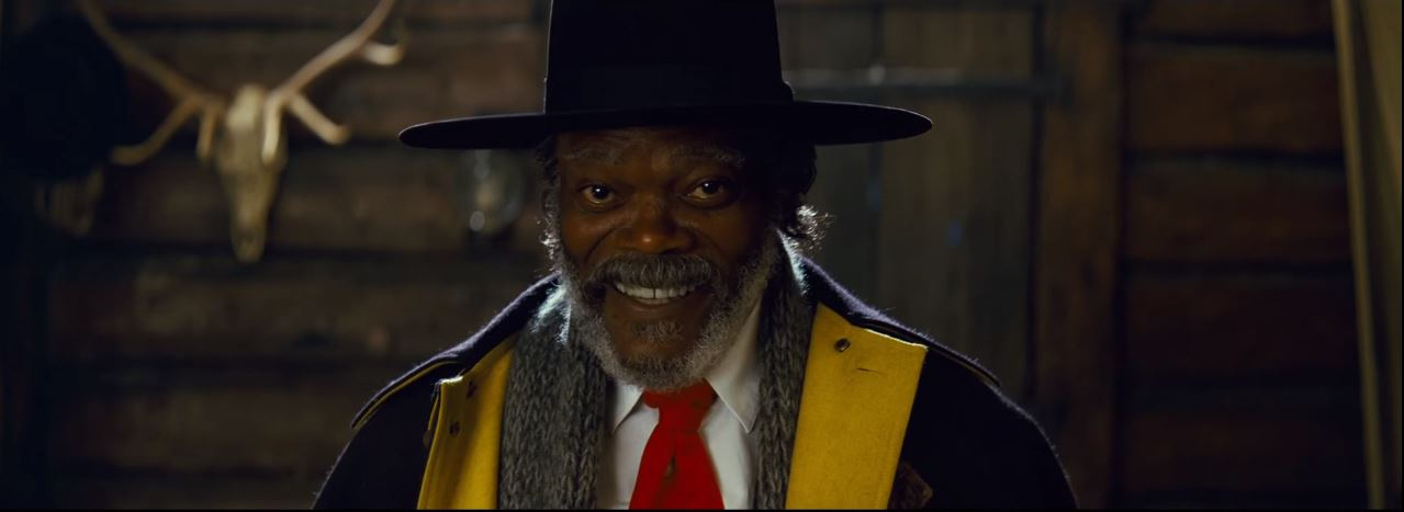 The Hateful 8 trailer shows Quentin Tarantino wants to go out all guns and saddles blazing