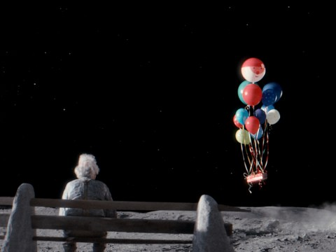The John Lewis Christmas advert 2015 is here – and the Man On The Moon will make you weep