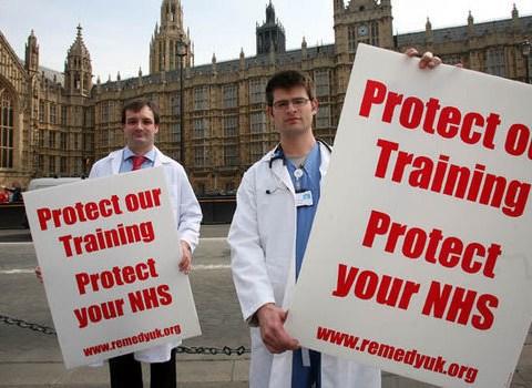 Junior doctors to strike in December if ballot passes