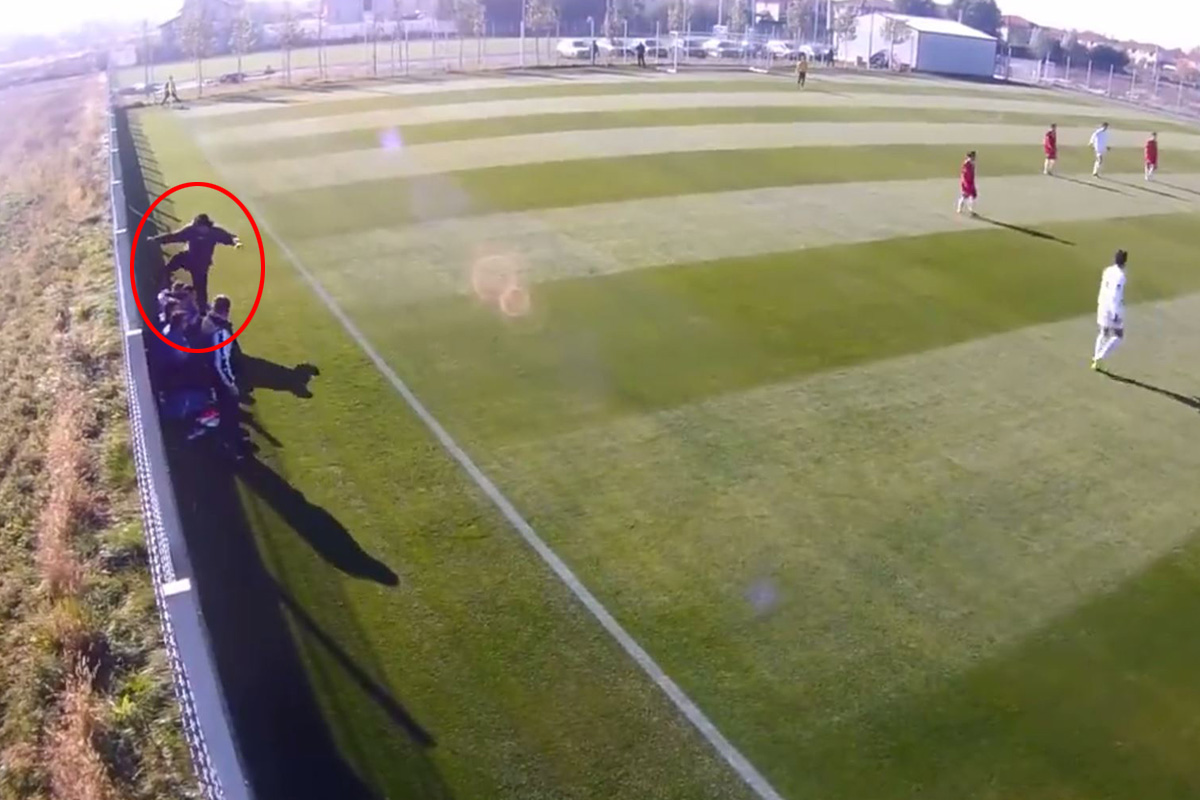 Romanian coach banned for kicking 16-year-old in the head