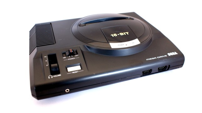 Sega's Mega Drive is 25 years young