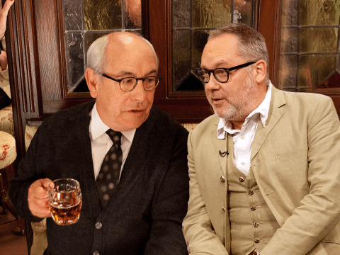 Vic Reeves to join Coronation Street as Norris Cole's son?