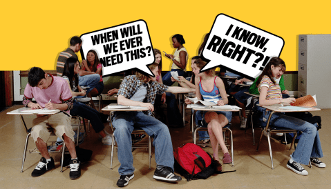 14 real-life things we should've been taught in school