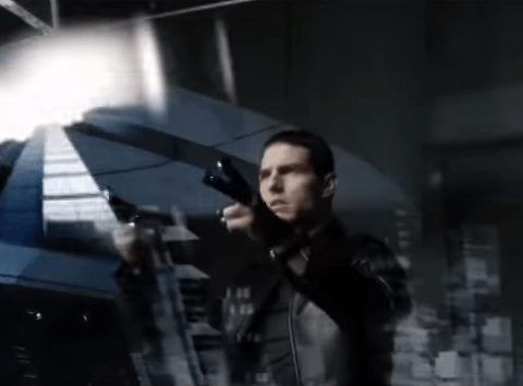 This glove turns you into Tom Cruise in Minority Report